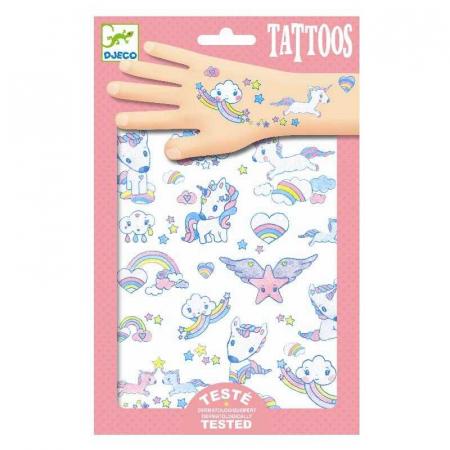 Tatuaje Unicorni