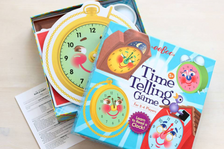 Time Telling Game - Cat e Ceasul? Joc educativ [4]