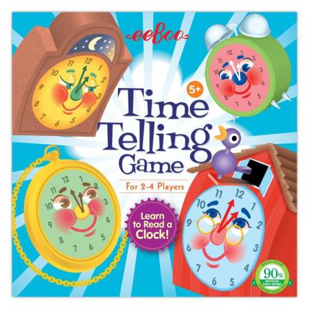 Time Telling Game - Cat e Ceasul? Joc educativ [0]