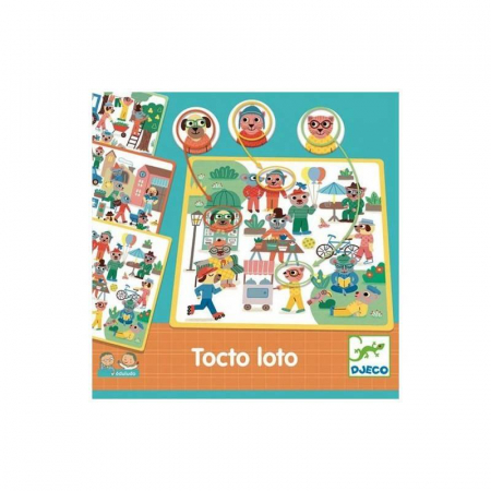 Eduludo Tocto Loto - Joc educativ0