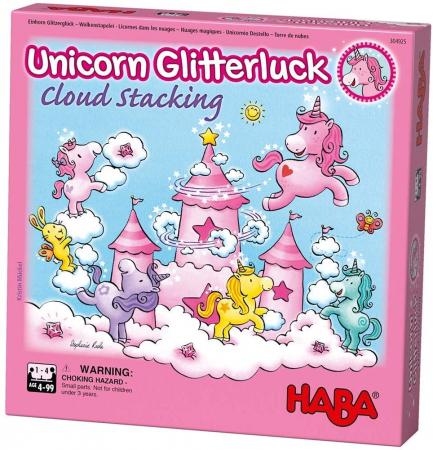 Unicorn glittergluck - cloud stacking [0]
