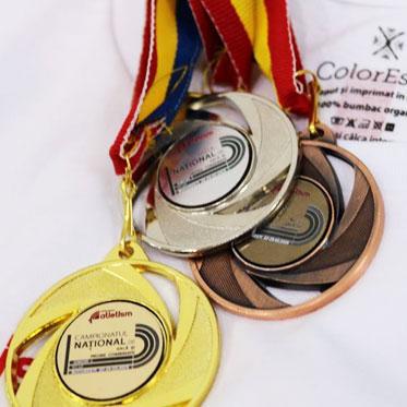 Una dintre marile noastre mândrii este că spiritul ColorEscu este alături de sufletul fiecărui campion de atletism din țara noastră.