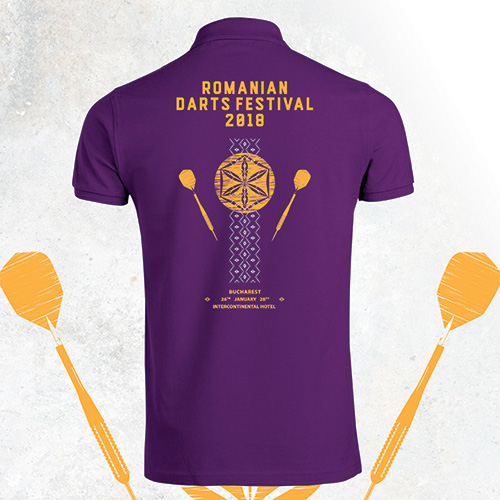 ColorEscu este Partener al evenimentelor la care ia parte naționala de darts a României, printre care Darts World Cup și Romanian Darts Festival