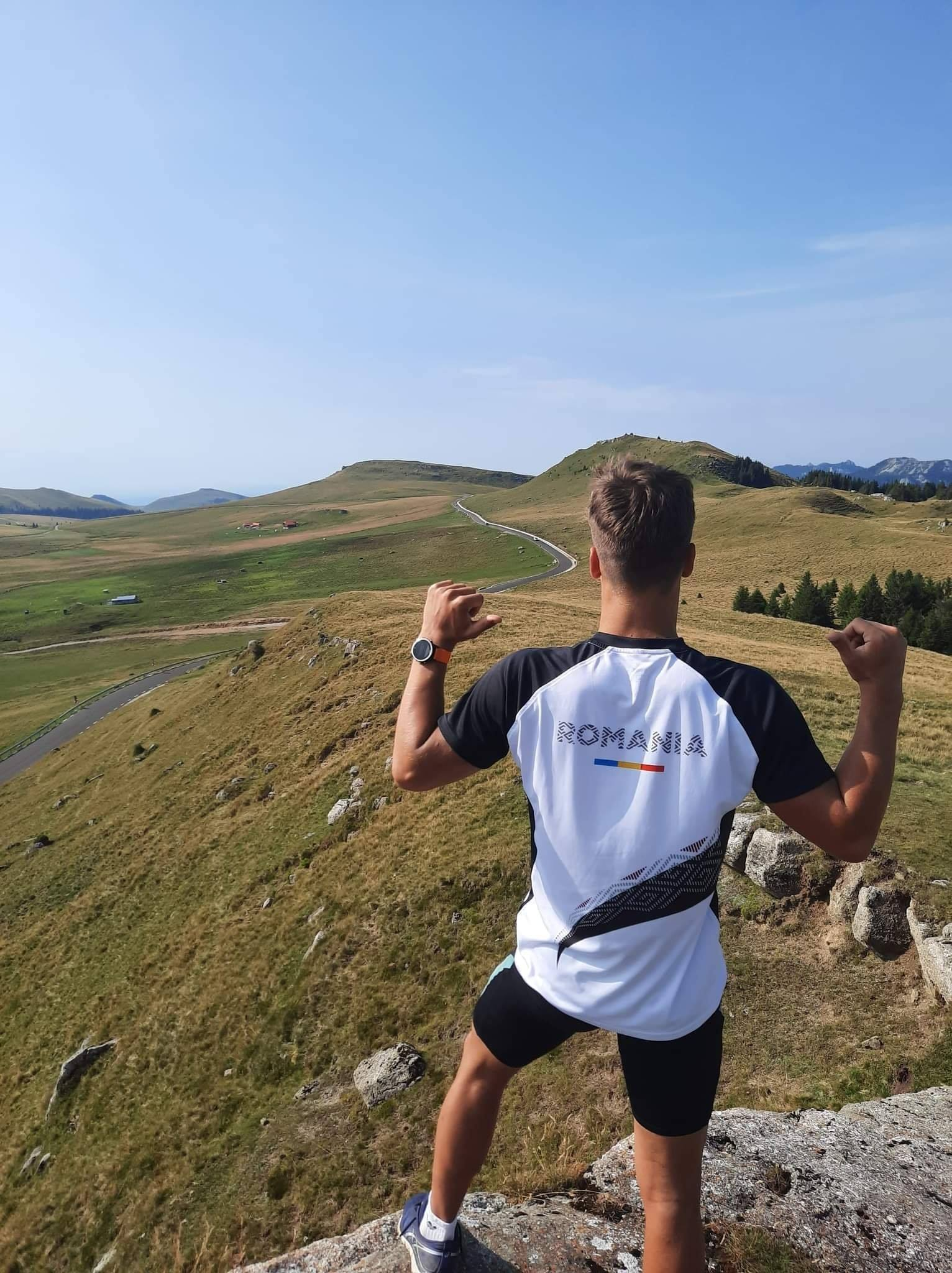 Tricou ColorEscu functional pentru sport