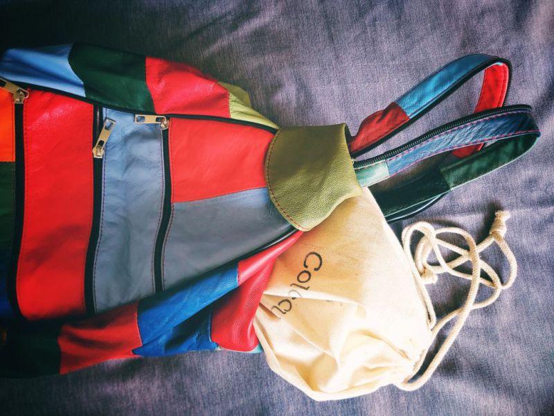 Saculet ColorEscu organizator de bagaje
