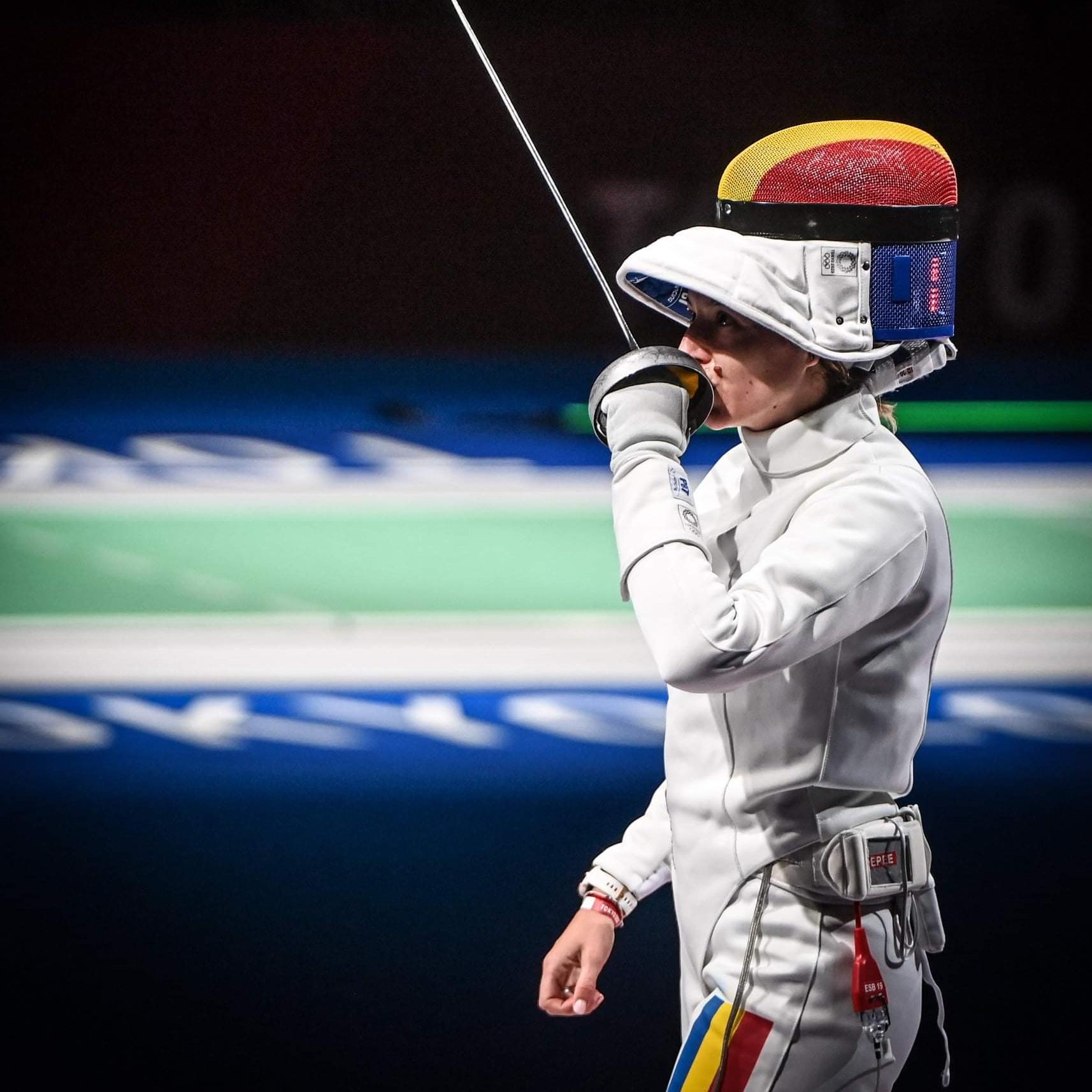 Ana Maria Branza Tokyo 2020