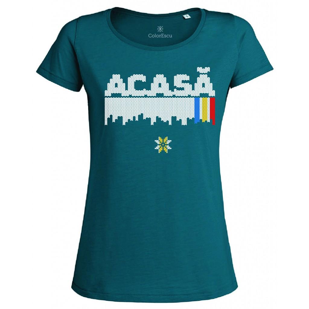 Tricou Acasa ColorEscu