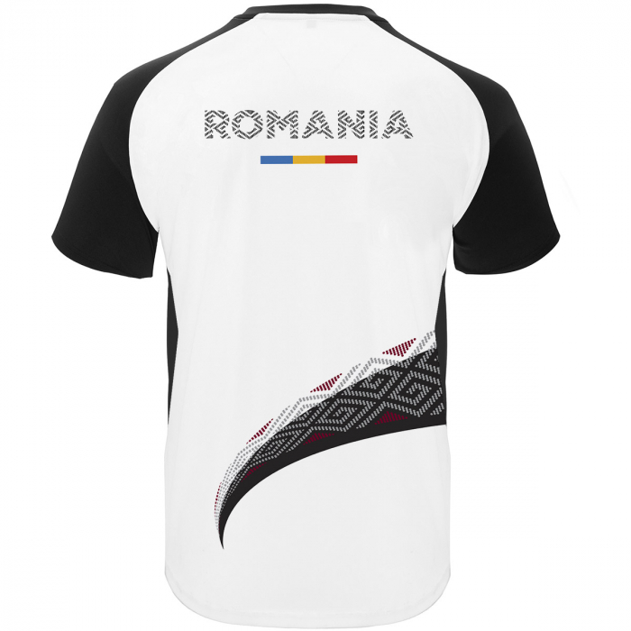 Tricou Lup Dacic, material tehnic sport [1]