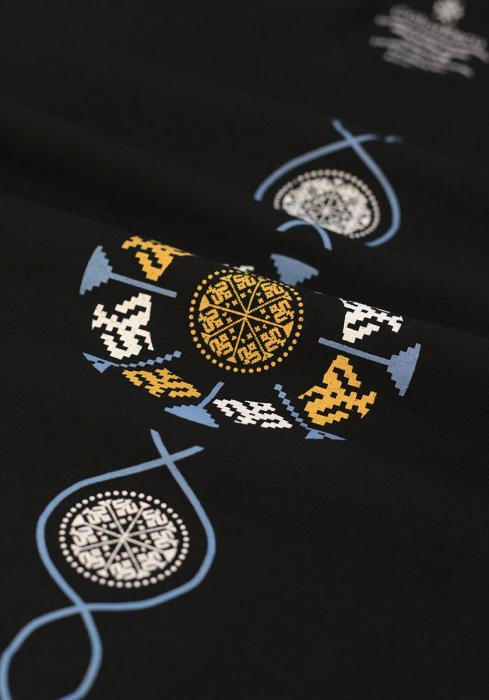 Tricou Coloană Tradițională - damă 2