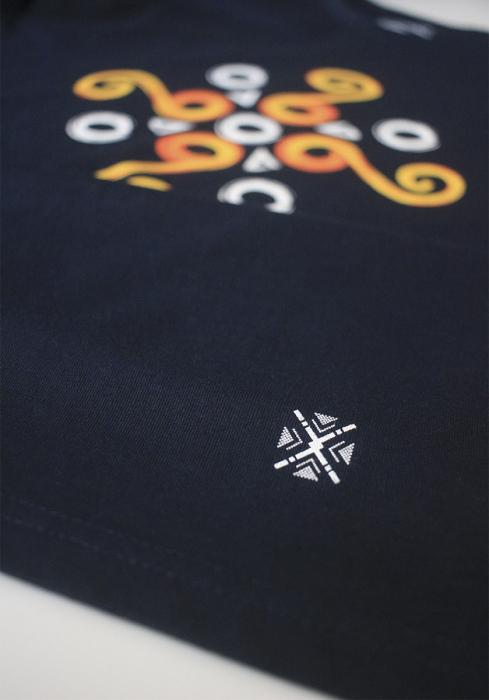Tricou Simbol Cucuteni - bărbat 1