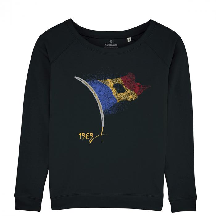 Bluză 1989, damă, culoare neagră 0