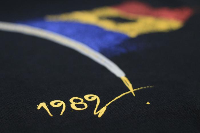 Bluză 1989 - bărbat 2