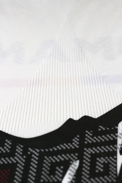 Bluză de compresie sport Lup Dacic, unisex 3