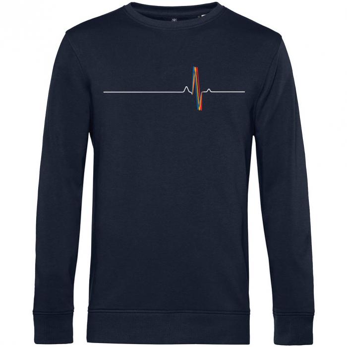 Bluză Puls Românesc, culoare bleumarin 0