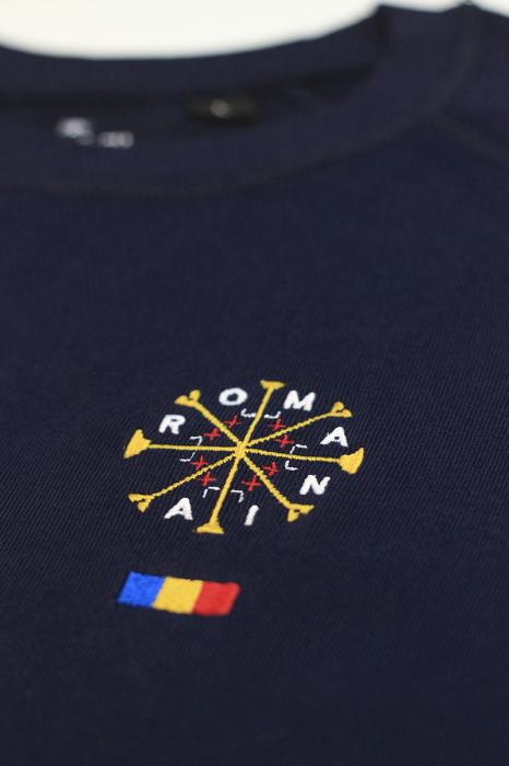 Bluză România - broderie 1
