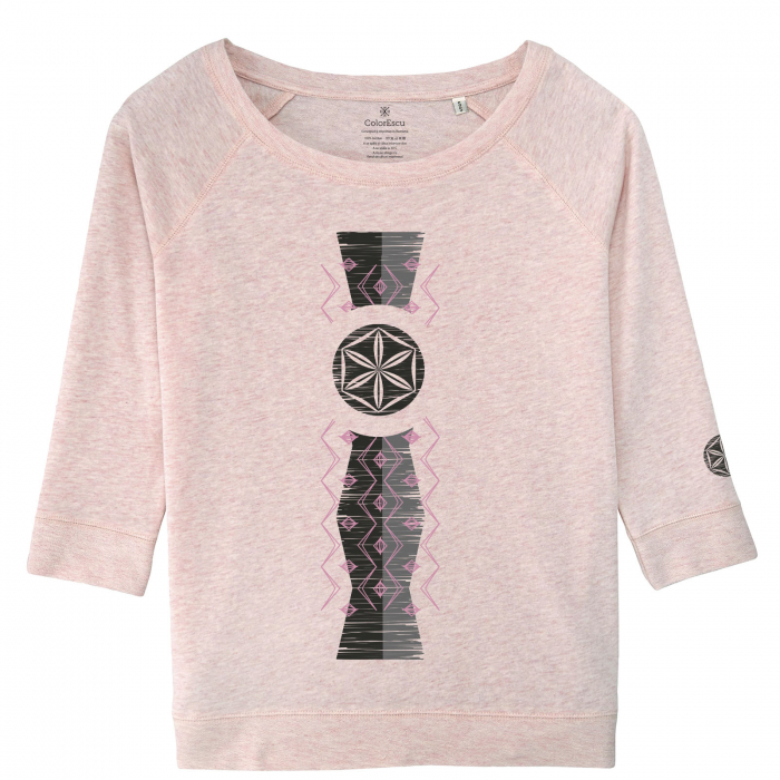 Bluza Infinit roz 0