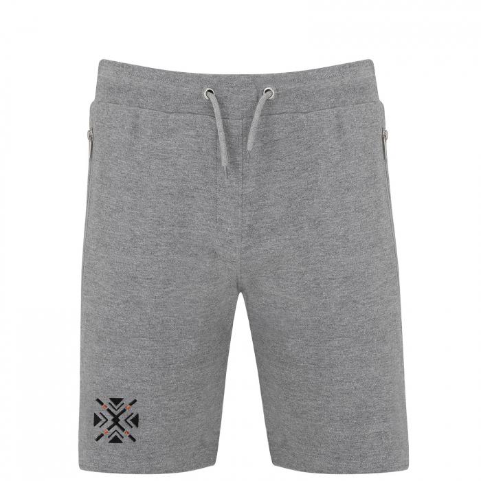 Pantaloni scurți ColorEscu, gri 0