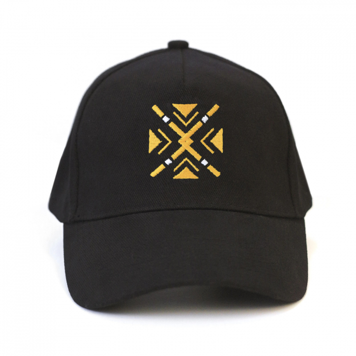 Șapcă ColorEscu, broderie, culoare neagră [0]