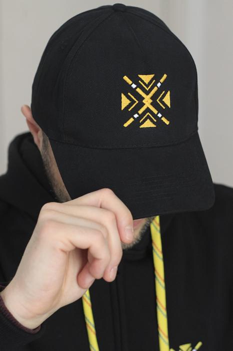 Șapcă ColorEscu, broderie, culoare neagră [1]