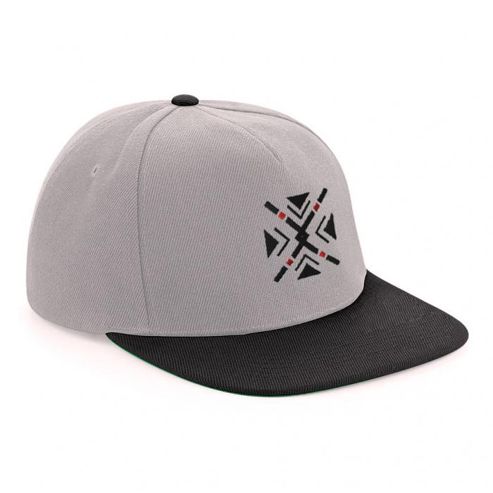 Șapcă ColorEscu, broderie, culoare gri 0