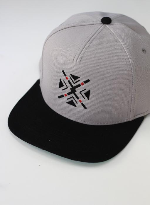 Șapcă ColorEscu, broderie, culoare gri 1