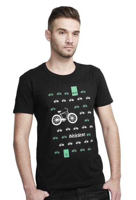 Tricou Biciclesc - bărbat 1