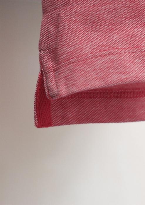 Tricou ColorEscu, broderie, culoare roșu 3