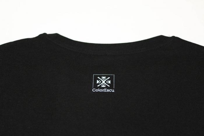 Tricou Dac-Lup, bărbat, culoare neagră [3]