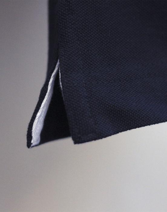 Tricou Decebal, brodat, culoare bleumarin 2