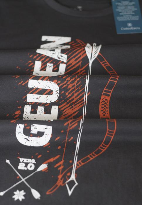 Tricou Greucean, culoare gri închis 3