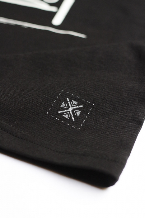 Tricou Jupân, negru 1