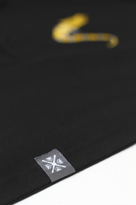 Tricou Lupul Dacic - brodat 3