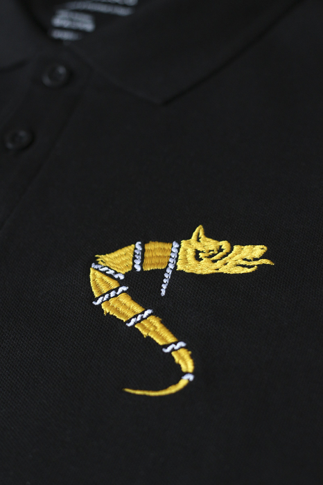 Tricou Lupul Dacic - brodat 2