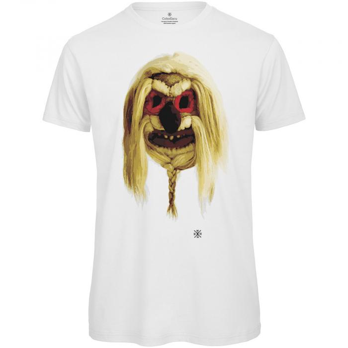 Tricou Masca Tradițională 0