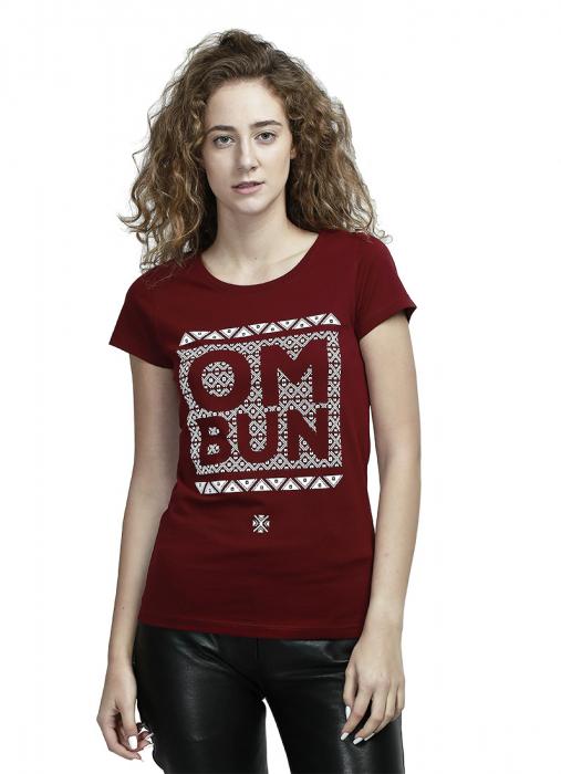 Tricou Om Bun - damă 1