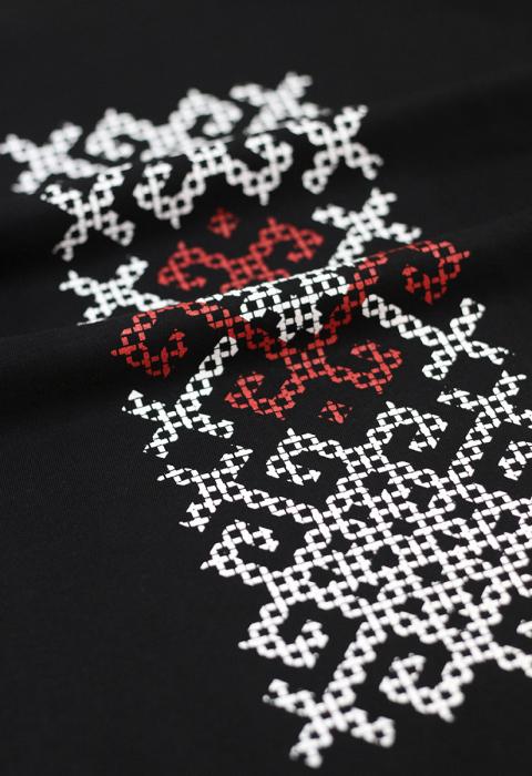 Tricou Origini - negru, damă 2