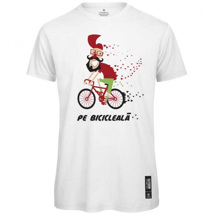 Tricou Pe bicicleală - bărbat 0