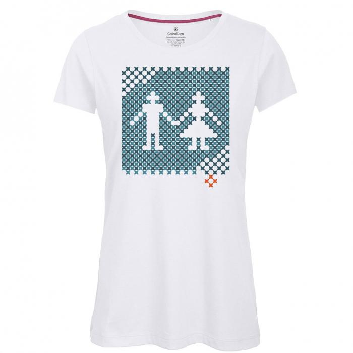 Tricou Pe Românește - damă 0
