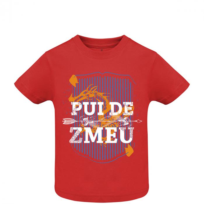 Tricou Pui de Zmeu rosu 0