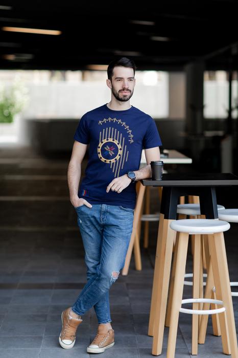 Tricou Simbol România - bărbat 2