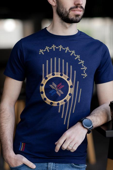 Tricou Simbol România - bărbat 1