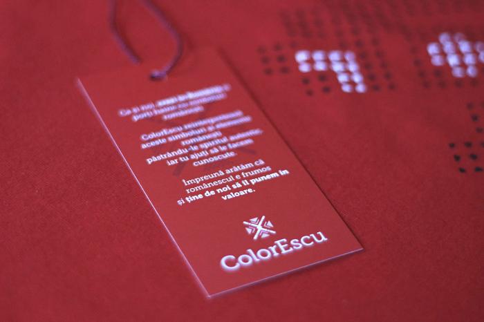 Tricou Simbol Traditii, damă, culoare roșie [2]