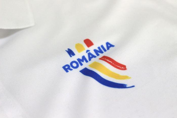 Tricou Trei Culori, polo, material tehnic sport [1]