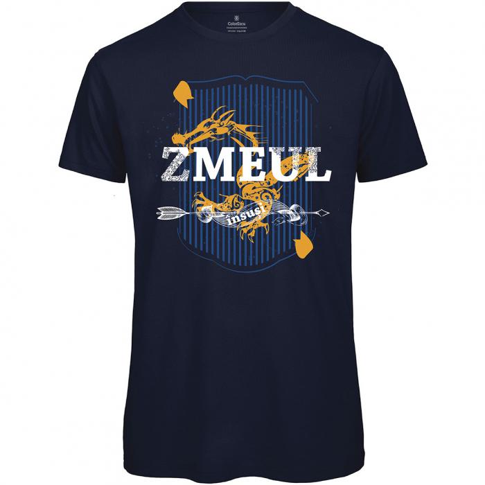 Tricou Zmeul Însuși, culoare bleumarin 0