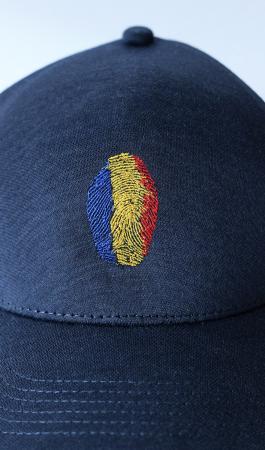 Șapcă Amprenta România - fără cusături1