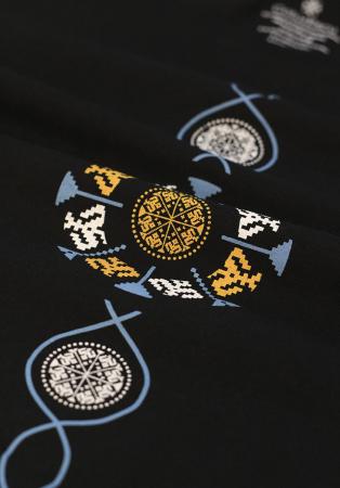 Tricou Coloană Tradițională - damă2