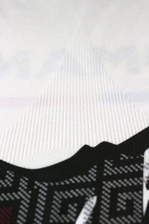 Bluză de compresie sport Lup Dacic, material tehnic sport, unisex [3]