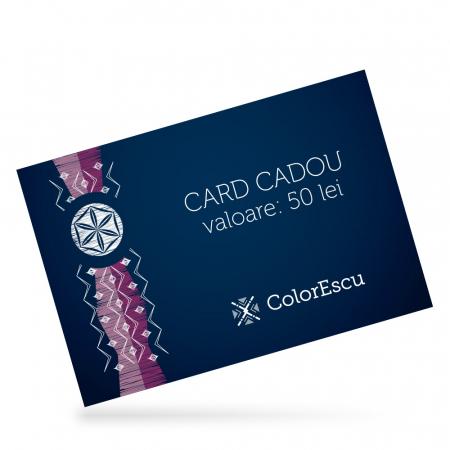 Card Cadou 50