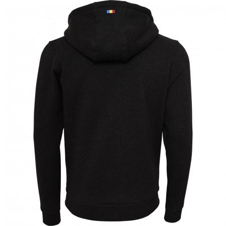 Hanorac Șnur Tricolor, culoare neagră [1]