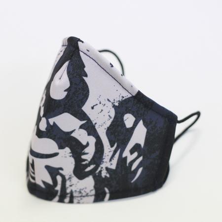 Mască textilă Decebal1